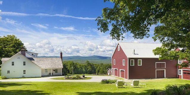 Vermont farmhouse farmhouse decorating ideas for Vermont country homes