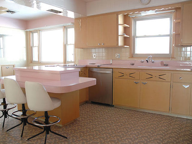 furniture designer nathan chandler stumbled across one dated and rare findu2014a perfectly preserved 1950s kitchen itu0027s the classic american dream