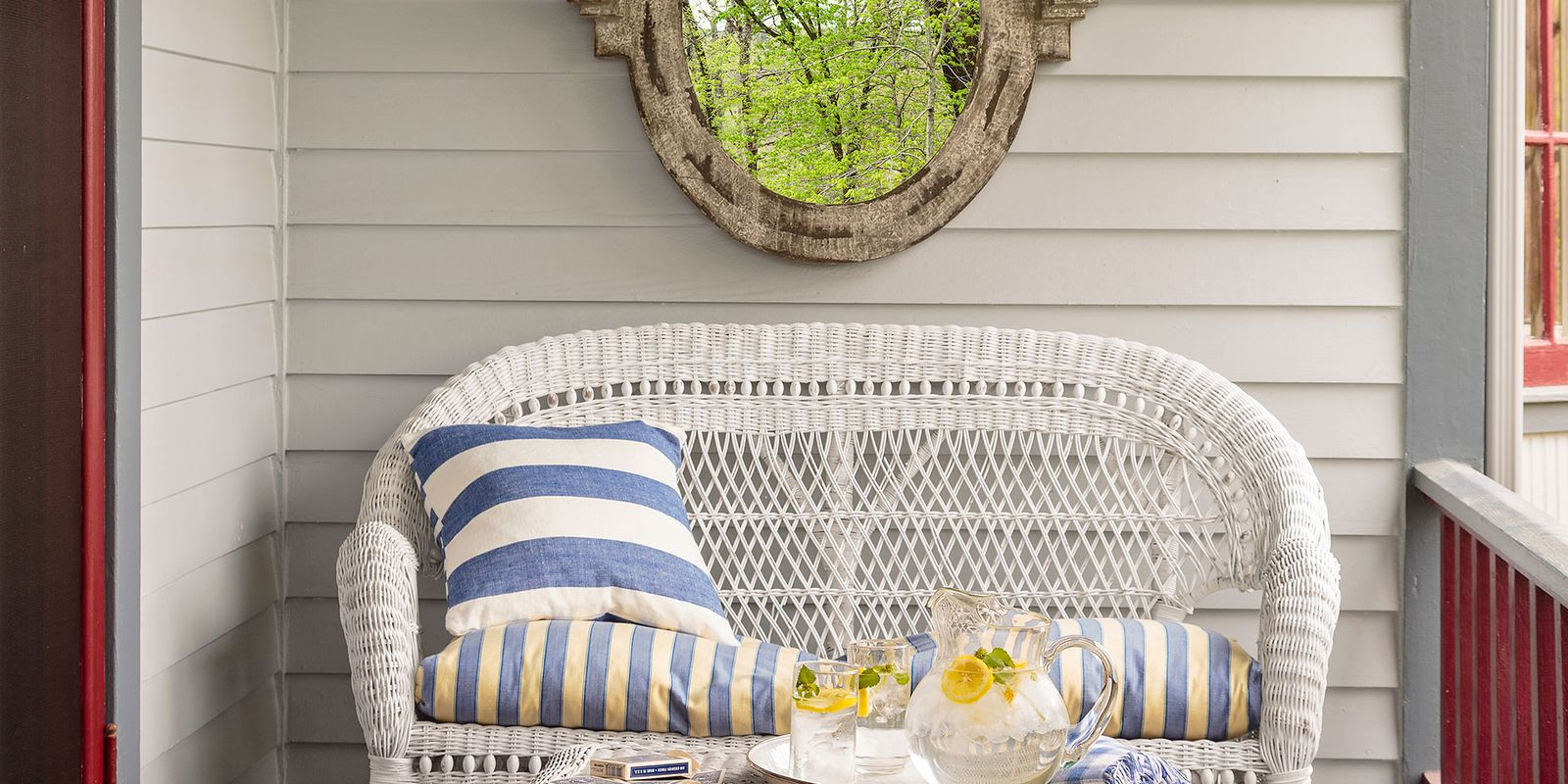 100 best outdoor decor ideas   country living   country