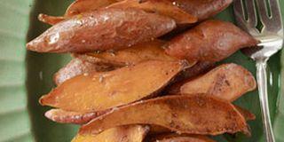 Alfredo-Topped Baked Potatoes