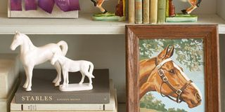 vintage horse room decor horse decorating for the home - Horse Decor
