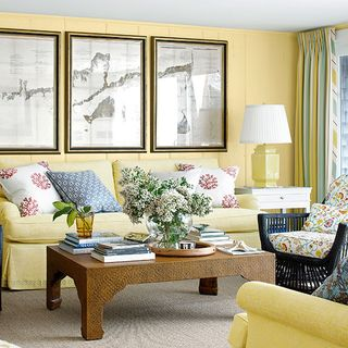 How The News Anchor Freshened Up Her Interiors With Paint And Fabricu2014in  Record Time Part 79