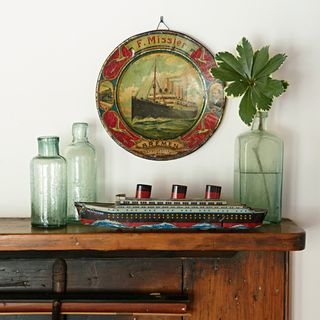 Anchor Any Room S Decor With These First Class Ocean Liner Artifacts