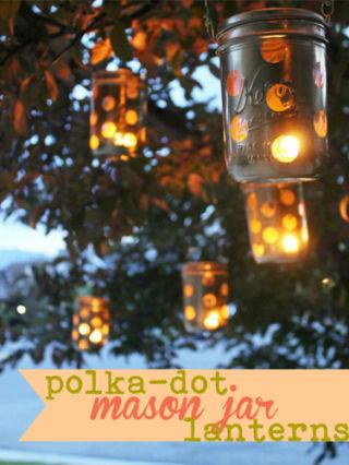 Diy Lanterns Outdoor Lanterns