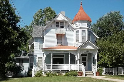 3 amazingly inexpensive victorian homes for sale for Cheap house plans for sale