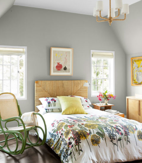 cool and chic - Headboard Design Ideas