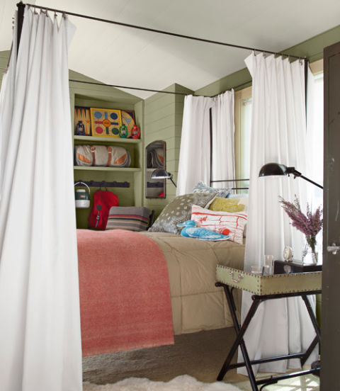 10 Great Ideas To Jazz Up A Small Square Bedroom: House Of The Year 2012