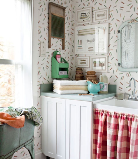 Country Vintage Home Decor: Pictures And Ideas For Vintage