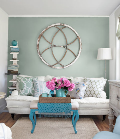 Creative Interior Paint Color Decorating Ideas