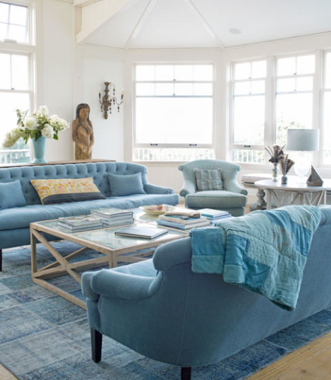 Top 21 Beach Home Decor Examples: Beach House Decorating