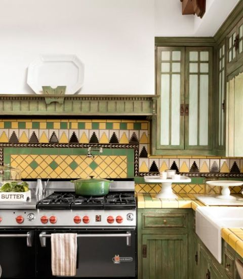 101 kitchen design ideas pictures of country kitchen for 101 vintage kitchen decorating ideas