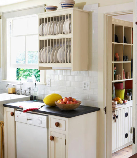 6 give dishes room to breathe - How To Update A Kitchen