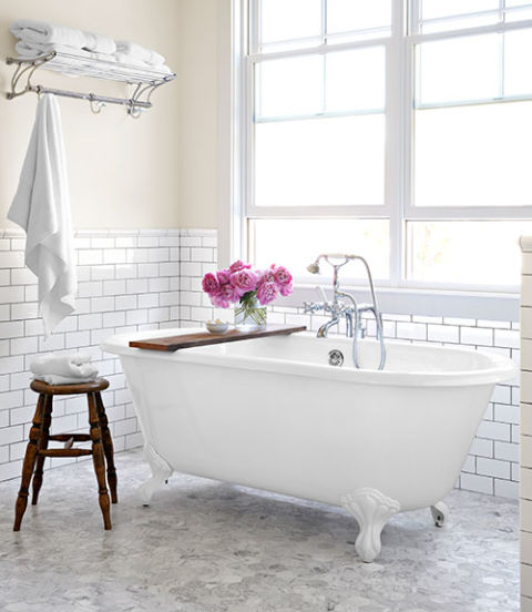 bathroom. 27 White Bathrooms   Decorating with White for Bathrooms