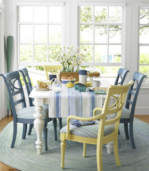 Small Cottage Dining Room Ideas: Ideas For Beach House Decorating