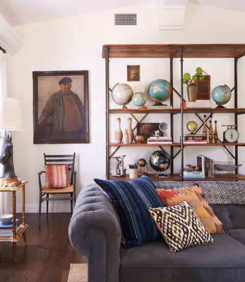 Emily Henderson In: Shana Feste Rustic California Home