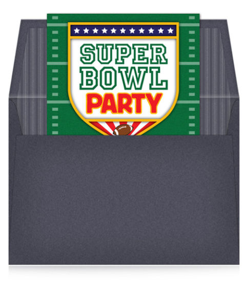 15 Free Super Bowl Party Invitations 2017 Football Party Invites – Super Bowl Party Invite