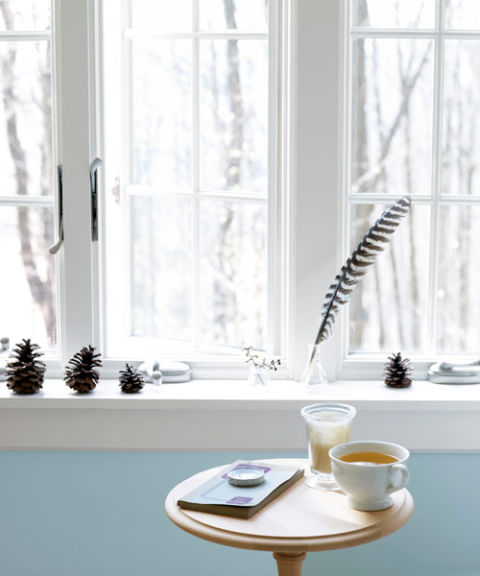 Simple Decor Shaker Home Style