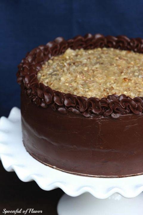 Do German Chocolate Cake Mix Need Buttermilk