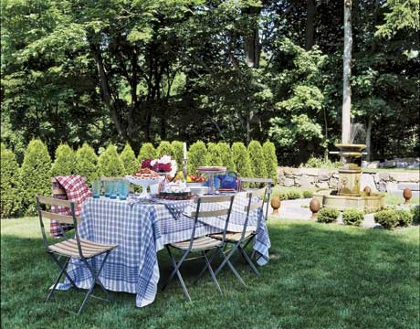 Outdoor Table Setting Ideas Prepossessing Summer Table Settings  Party Centerpieces For Tables Design Inspiration