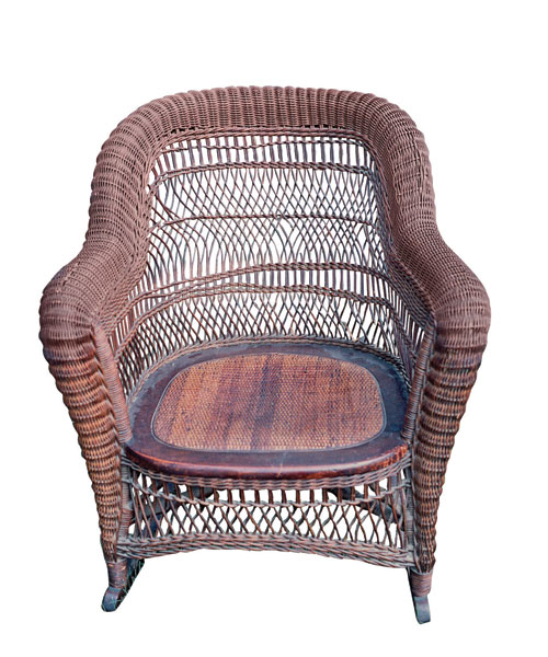 - Wicker Rocking Chair: What Is It? What Is It Worth?