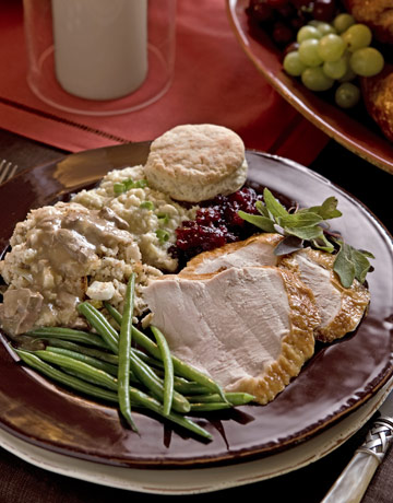 Family Thanksgiving With Trisha Yearwood Thanksgiving