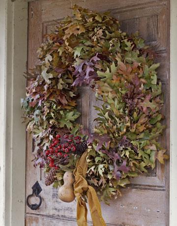 DIY Seasonal Wreath Ideas