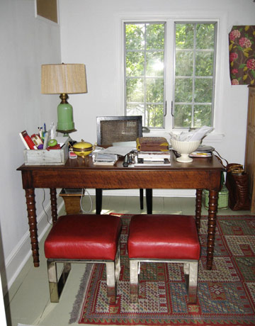 Home Office and Guest Room Makeover - Office Decorating