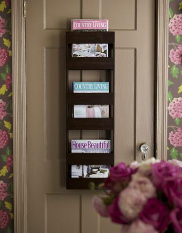 Door Magazine Rack RackBest Over The Door Magazine Rack Nice Enchanting Door Magazine Holder