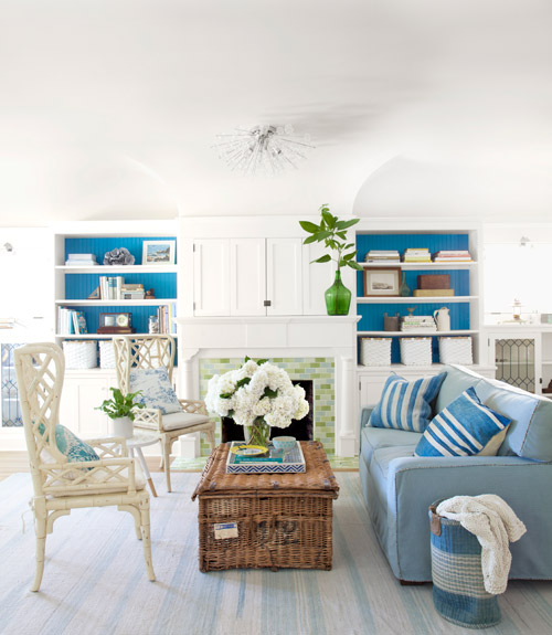 Colorful Beach Condo Makeover: Colorful Decorating Ideas