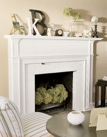 40 fireplace design ideas fireplace mantel decorating ideas - Decorative Fireplace