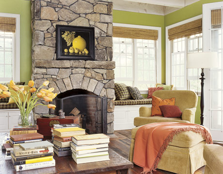 Fireplace Designs - Fireplace Photos