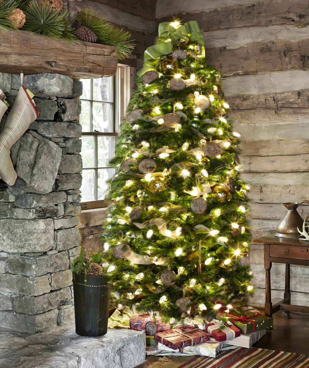 Rustic cabin christmas decorations - Rustic Cabin Christmas Decorations 18