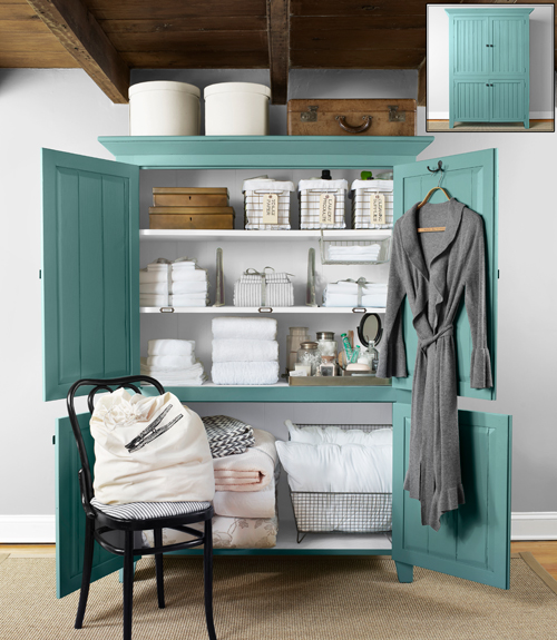 Linen closet organization ideas how to organize a linen for Ideas to organize closets