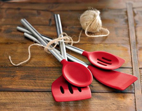 Modern Kitchen Utensils retro kitchenware - modern kitchen items with 1950s style