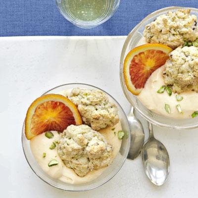Blood-Orange Curd - Dessert Recipes
