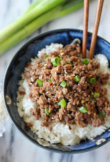 Quick easy ground beef recipes