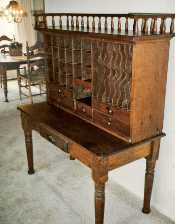 Early  S Drexel Furniture With Painted Design