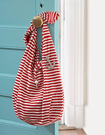 Nautical Hobo Bag — Crafthubs