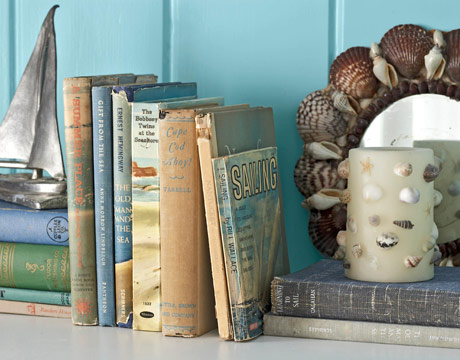 nautical home decor - seaside style decorating ideas