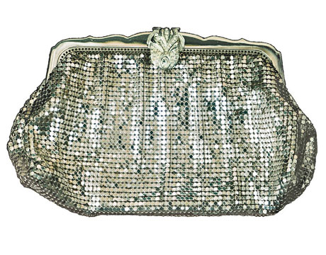 vintage silver clutch purse · Antiques & Collectibles - Antique Appraisal - What Is It Worth? - Country Living