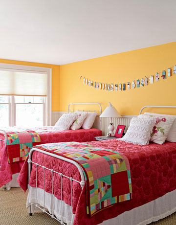 Decorating With Yellow Walls yellow decor - decorating with yellow