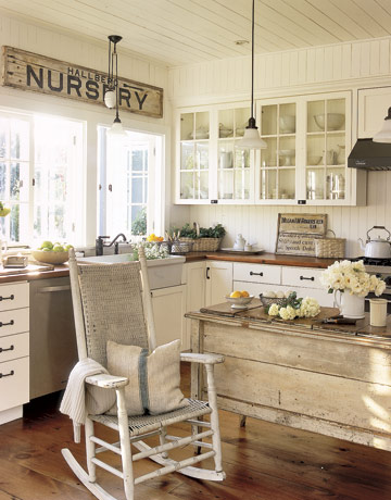 shabby chic kitchen ideas  decor and furniture for shabby chic,Antique Kitchen Decor,Kitchen decorating