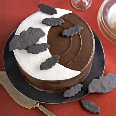 Over The Moon Cake Recipe Halloween Cake Recipe