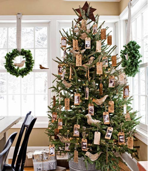 How to decorate christmas table ideas