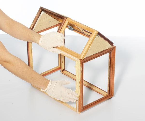 Step 9 - Make Terrariums - How To Build Terrariums