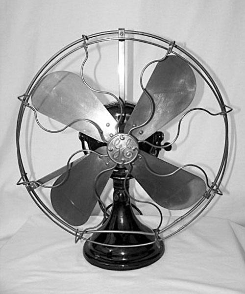 Retro Electric Fans : Retro electric fan vintage fans