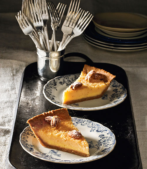 salmon buttermilk pie crust double crusted lemon pie www ...