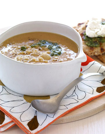 Lentil Soup Recipes - Easy Recipes for Lentil Soup