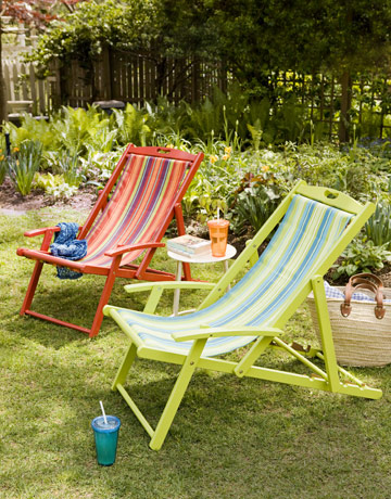 low slung garden chairs - Outdoor Party Supplies