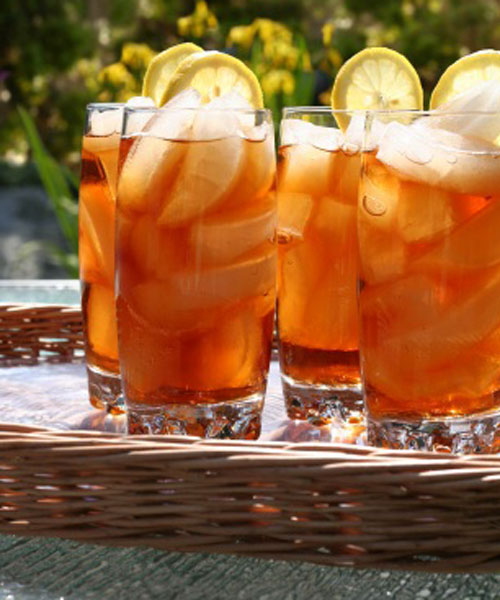 Homemade Iced Tea Recipes - How to Make Homemade Iced Tea